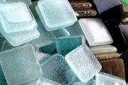 Blazestone: azulejo ecológico, hecho con vidrio reciclado
