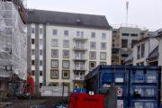 Bloque de pisos con energía solar (Suecia)