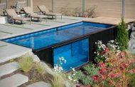 Modpools: contenedores convertidos en piscinas