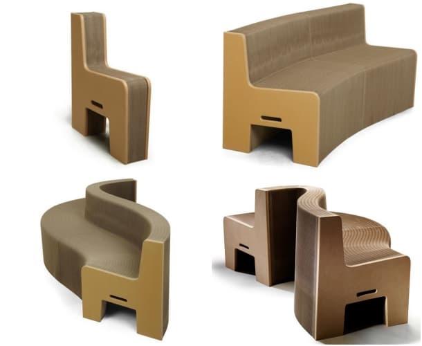 diferentes formas silla FlexibleLove