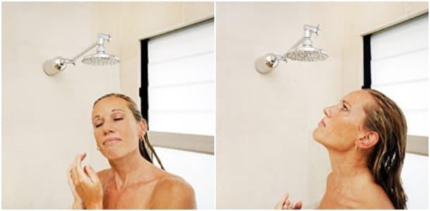 ducha con Aqualim