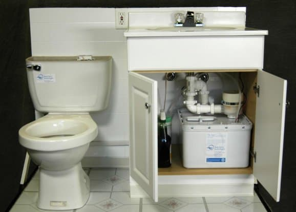 tanque Aqus para reciclar aguas grises