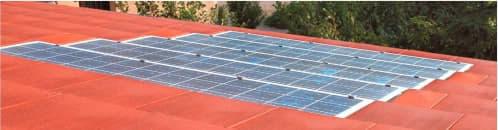 tejas fotovoltaicas Imerys