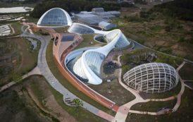 Ecorium: grandes invernaderos para educación medio ambiental