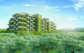 Bloque verde para Hanói (Vietnam)