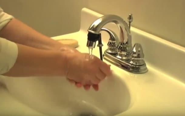 Smart Faucet accesorio para el grifo que ahorra agua