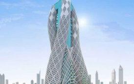 Torre Oasis: edificio autosuficiente para cultivos hidropónicos