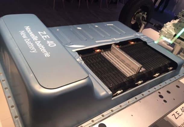 batería Renualt para reutilizar en hogares