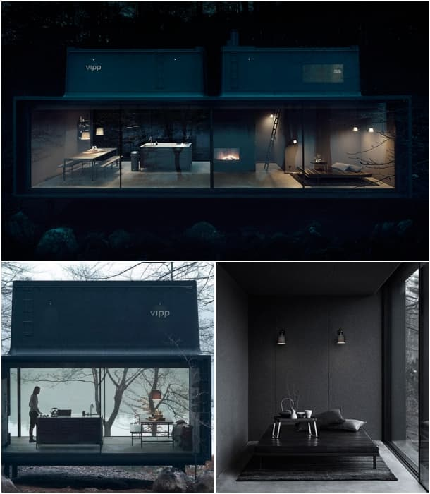 detalles casa prefabricada VIPP