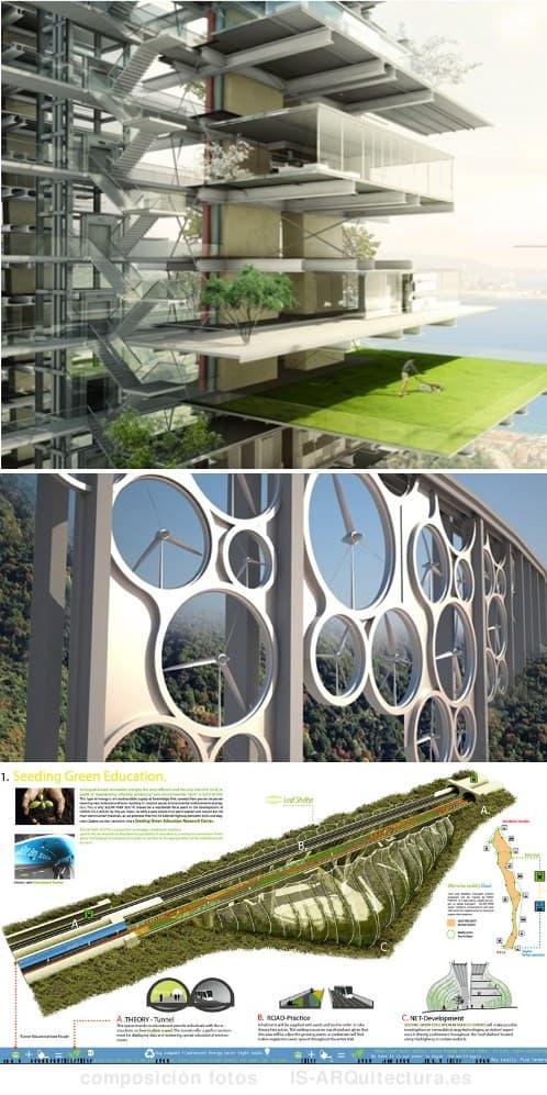 Solar Park South puentes reutilizados
