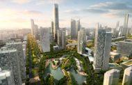 Proyecto de expansión del distrito de negocios de Pekin
