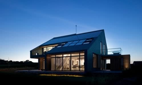 casa carbono neutral Home for Life