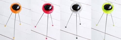 lampara solar bola
