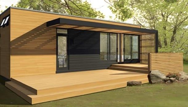 casas prefabricadas Sustain Design Studio